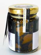 TARTUFO NERO A SCAGLIE 80 Gr - Black Flakes Truffle 100% 2,82 Oz (Tuber Aestivum, EVO Oil and Pink Salt) Naturali e Genuine